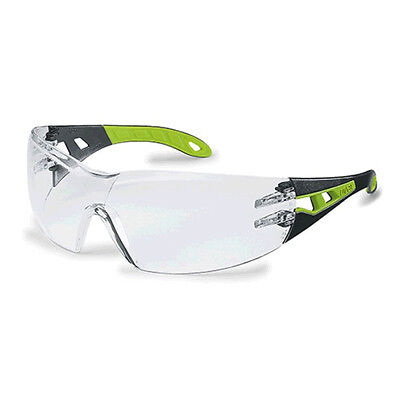 Brand New uvex UVEX Safety Glasses PHEOS - Clear Lens