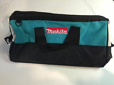 Makita Tool Bag 21 inch New and Unused 6 outside/ 4 inside pockets