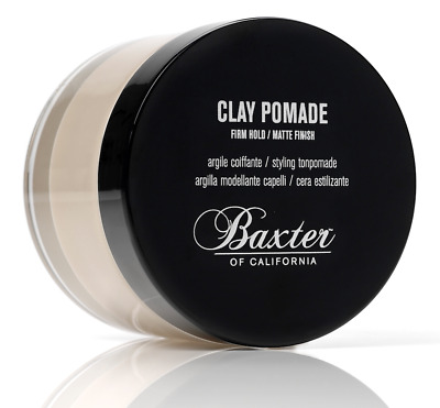 Baxter of California Clay Pomade Haarwachs Hairwax styling 60ml