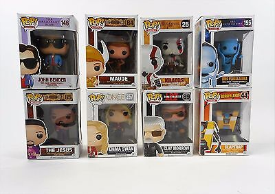 Funko Pop Vinyl Movie Game Television Movies Collectible Figures Toys