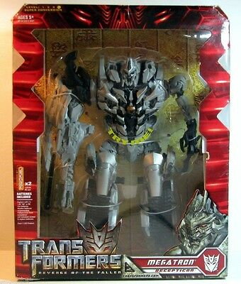 "Transformers Leader Megatron Rare Collectable Hasbro Approx. 12"" Figure New"