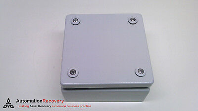 Rittal Kl 1514.510, Terminal Box Without Flange, 150 X 150 X 80,, New* #218141