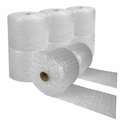 "Bubble Cushioning Roll - 500 ft x 12"" wide Large 1/2"" Bubbles"