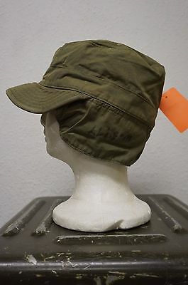 VTG Military Field Cap with Guard - Green (A1993)
