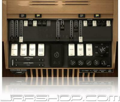 Acousticsamples B-5 Organ V2 Plugin eDelivery JRR Shop
