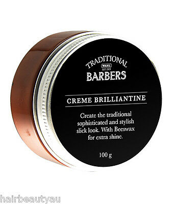 Wahl Traditional Barbers Creme Brillinatine 100g