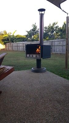 Outdoor fire place, ONLY ONE LEFT!!!!!