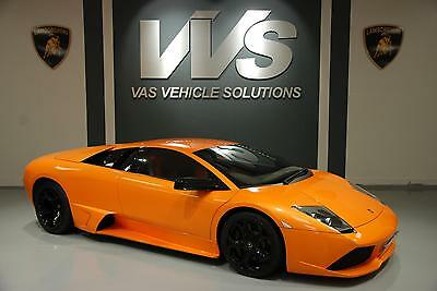 2016 Lamborghini Murcielago LP 640 COUPE HIGH SPEC VAT QUALIFYING Automatic Coup