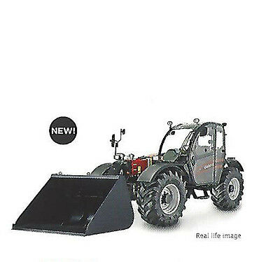 Tomy 43086A1 Britains 1:32 Scale Case Ih Farmlift 7.42 3 + Brand New In Box