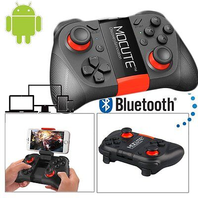 3.0 Wireless Bluetooth Game Controller Gamepad Joystick MOCUTE for Android PC UK
