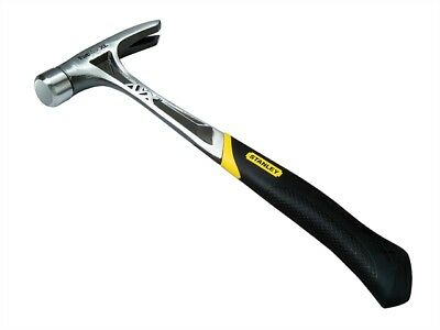 Stanley Tools STA151212 FatMax® AVX Rip Claw Hammer 570g (20oz)