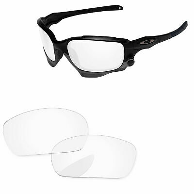 deb263b6c8 PapaViva Crystal Clear Replacement Lenses For-Oakley Jawbone Sunglasses