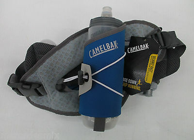 CamelBak Delaney Race 24oz Podium Water Bottle Pack 61861 Skydiver Blue