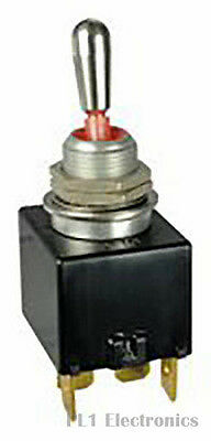 Ctr Off DPDT IP68 T7212E5 Otto Controls Switch