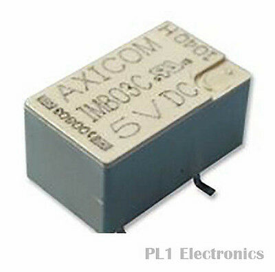 TE CONNECTIVITY    IMB03CGR    Signal Relay, IM Series, Non Latching, SPST-NO, S