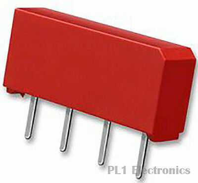 COTO TECHNOLOGY    9091-12-01    Reed Relay, 9091 Series, 12 VDC, 1 kohm, 500 mA