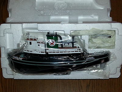 * Ertl Texaco Nautical Series 2001 Edition Texaco Havoline Tugboat Bank
