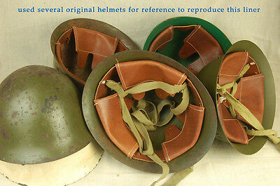 Replica of WW2 Japanese Army type 90 Helmet Liner (S) FREE SHIPPING