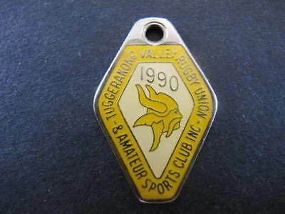 Tuggeranong Valley Rugby Union Fob Badge