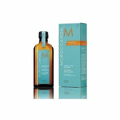 Moroccanoil Treatment 25ml/100ml/125ml Limited Edition -- Pump included