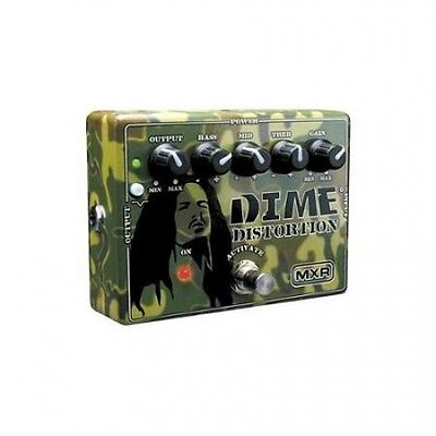 MXR DD-11 Tribute Dime Distortion. Free Delivery