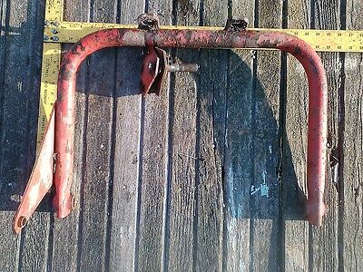 Massey Ferguson 124 Baler needle yoke MF baler used parts