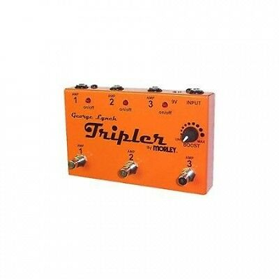 Morley George Lynch Tripler Pedal. Free Delivery
