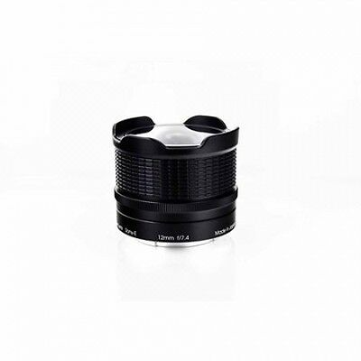 Rokinon 12mm f/7.4 RMC Fisheye Lens (for Sony Alpha E-Mount Cameras). Shipping I