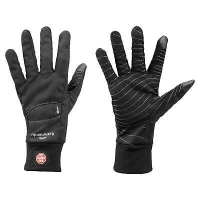 Kathmandu Advection Gore Windstopper Touch Screen Running Cycling Gloves v3