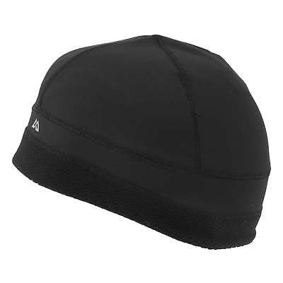 Kathmandu Vectron Mens Womens Lightweight Active Sports Winter Beanie v2 Black