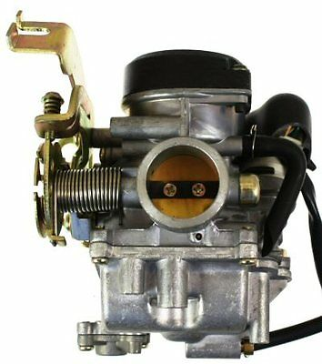 HOCA 30mm PERFORMANCE CARBURETOR FOR CHINESE SCOOTERS WITH 150cc GY6  MOTORS