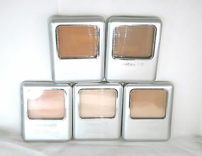 WET N WILD ULTIMATE TOUCH PRESSED POWDER choose your shade