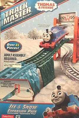 Fisher-Price Thomas & Friends TrackMaster Ice & Snow Expansion Pack