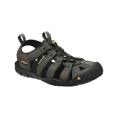 Keen Clearwater CNX Leather Men's Amphibious Sandals