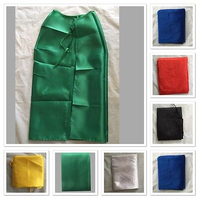 NEW! Adult Plain Colour Cape Sports Day Superhero Fancy Dress Party Cape