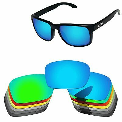 Polarized Replacement Lenses For-Oakley Holbrook Sunglasses Multi-Options