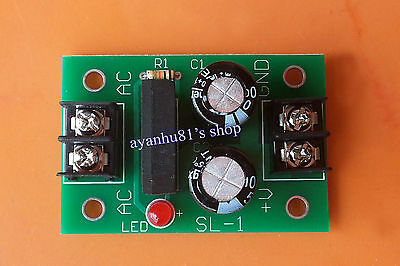 Mini AC-DC 3V 5V 6V 12V 24V Max 6A Rectifier Power Supply Board for Amplifier