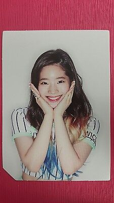 TWICE DAHYUN Official Photocard PINK Ver. 2nd Album PAGE TWO Photo Card 다현