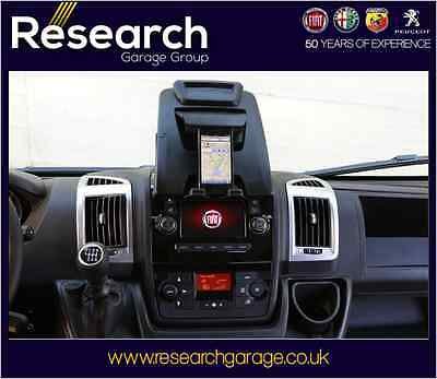 Fiat Ducato Ipad/tablet Dashboard Holder To Suit All Models