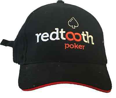 Redtooth Poker Baseball Cap