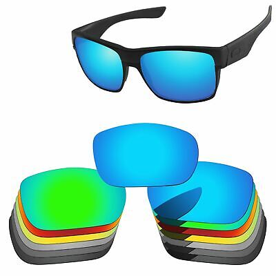 Polarized Replacement Lenses For-Oakley TwoFace Sunglasses Multi - Options
