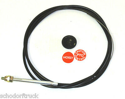 Buyers Products R05B5X10 10' Control Cable, PTO, Valve, Dump Truck