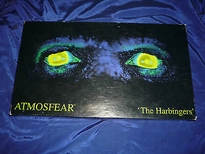 "Atmosfear ""The Harbingers"" VHS Board Game (Chieftain, 1995)"
