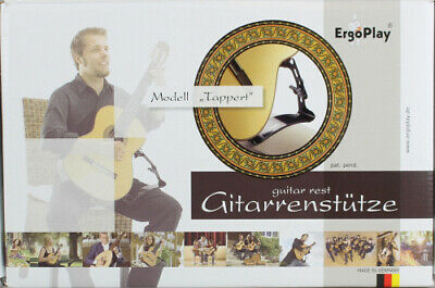 ErgoPlay Tappert Classical Guitar Support. Shipping Included