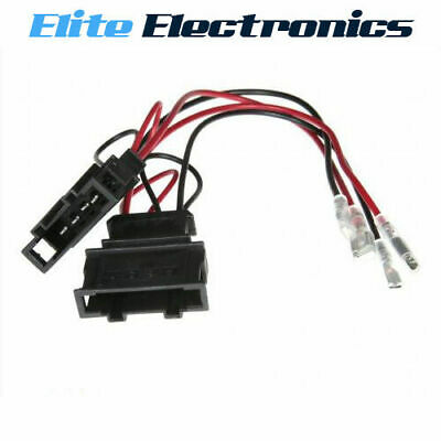 Aerpro Aps56 Speaker Leads Cable Wire Oem Plug Harness For Volkswagen Golf Polo