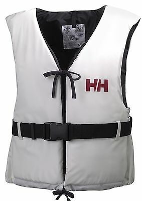 Helly Hansen Sport II Buoyancy Vest Aid 33818/001 White NEW