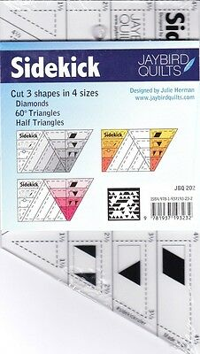 Sidekick Ruler Jaybird Quilts. Free Delivery