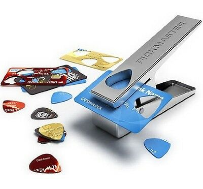 PickMaster Plectrum Punch - Make Your Own Picks. Free Delivery