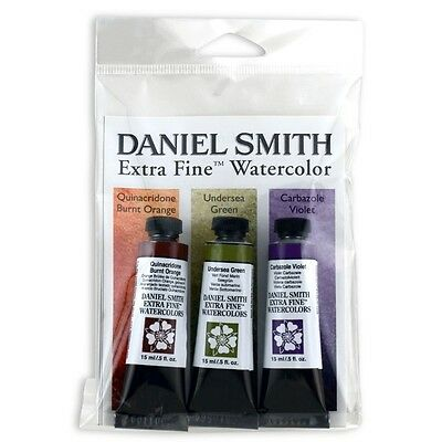 Daniel Smith W/C 15Ml Secondary Set. Brand New