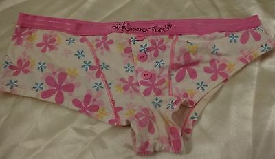 FLOWER TUCCI - Adult Film Porn Star NEW NWOT Flower Panties Autographed Signed